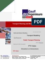 PTV Software Document