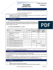 PULSAR Technical Specification