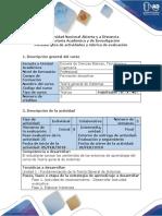 Guia de Actividades y Rubrica de Evaluacion - Fase 2. Elaborar Historieta
