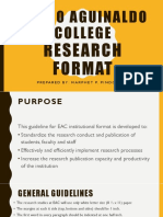 Emilio Aguinaldo College Research Format (1)