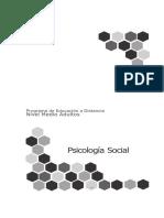 Modulo 4 Psicologia Social
