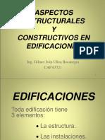 1 Aspectos Estructurales y Construct