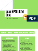 Ppt Interna obat oral hiperglikemi diabetes