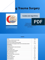Surviving Trauma Surgery