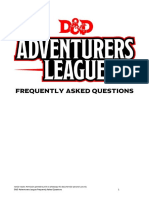 DDAL - FAQ