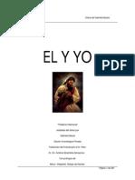 El y Yo Gabriela Bossis (Gabrielle) word