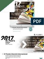 Libro Premio Literario 2017 Mini