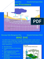 ODMP Workshop Report Slides Hydrology component