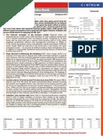Karnataka Bank Centrum HDFC AUM Research Reports