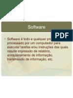 LEITURA 2 - Componentes de Um Computador - Software