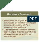 LEITURA 4 - Componentes de Um Computador - Hardware Parte2