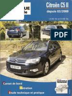 Citroen C5 II Revista tecnica Manual de taller 2008