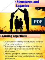 Family Structures and Legacies