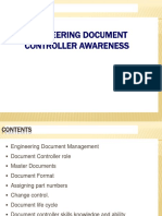 Engineering Document Control Training Course Upload