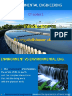 Env Eng-1 chapter 1