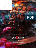 Old Dragon - Thordezilhas (Sabres & Caravelas) - Taverna Do Elfo e Do Arcanios