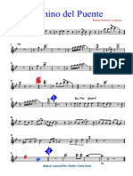 Camino Del Puente 1ra Trumpet -Flores - 1ra Trumpet