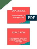 4- Explosiones
