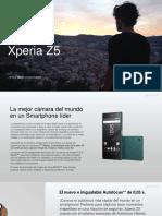 Guia Referencia Camara Xperia Z5 Español Ad763b471a698d53a4847db2368fd2e2