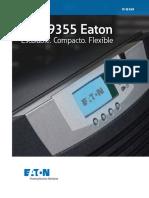 UPS9355 Brochure LATAM