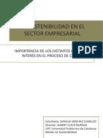 TFM_NSanchez_La Sostenibilidad en El Sector Empresarial