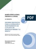 EIA Minera México