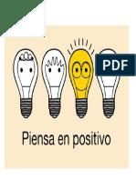 Pesamiento Positivo