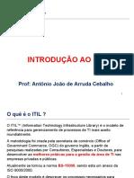 Aula 28  Introdução a Tecnologia_ITIL