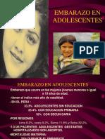 Embarazo en Adolescente 2