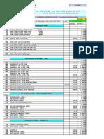 Lista de Precios-lider Computer 110411