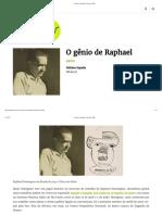 Heloisa Espada - O gênio de Raphael - blog do IMS.pdf