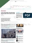'a Arte Está Parada', Diz Crítica Aracy Amaral, Agora Alvo de Mostra Em SP - Ilustrada - Folha de S. Paulo (25-Jul-2017)