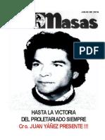 homenaje a Juan Yañez 2016