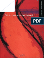 Dietrich Bonhoeffer Vida en Comunidad x Eltropical