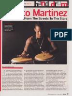 Pedrito Martinez Interview