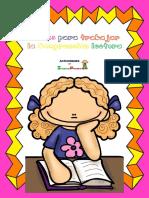 Fichas Para Trabajar La Comprensión Lectora