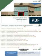 PPT Ley Marco Del Sistema de Proteccion Social_ 2015