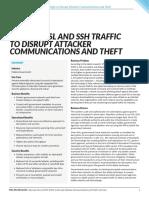 Decrypt Ssl and Ssh Traffic