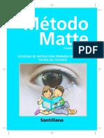 Metodo Matte.pdf