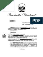 6.1 Jurisprudencia Derecho Al Olvido en Peru