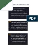 Frases Del Papa Durante Su Visita Al Peru