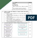 2 teste pentru disciplina de matematică