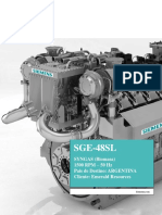 1 Siemens Genset GC-SGE-48SL