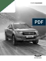 Preisliste Ford Ranger 1 2017