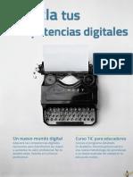 Recicla Tus Competencias Digitales