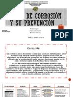 Tipos de Corrosión y Su Prevención