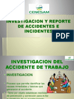 Investigacion y Reporte de Accidentes e Incidentes - Jetc