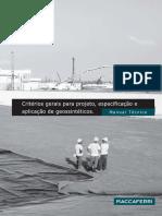 00 - Manual Técnico - Maccaferri - Geossintético.pdf