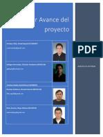 Avance Del Proyecto, ASI0