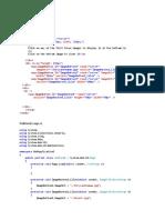 C# Programs